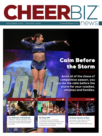 CheerBIZ News - Cover
