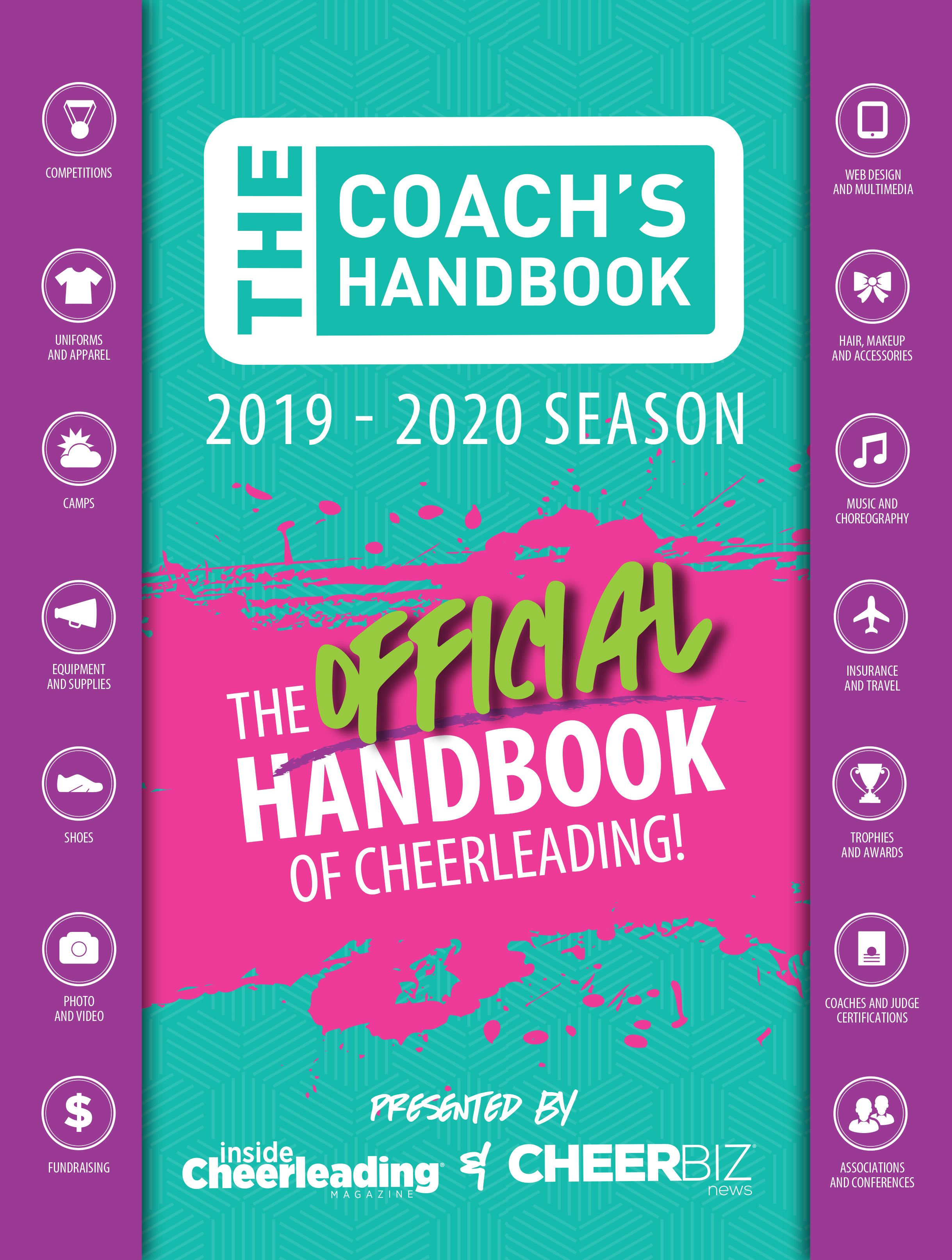 The Coach's Handbook - Cover